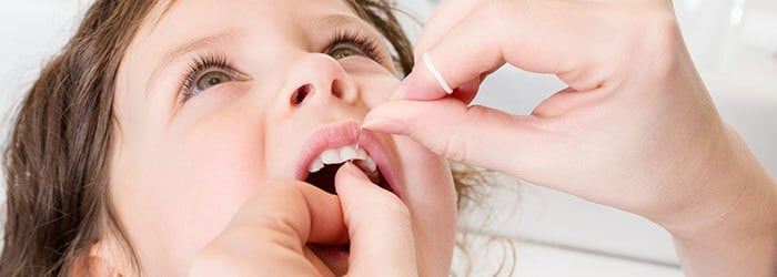 ارتودنسی-نخ دندان ارتودنسی