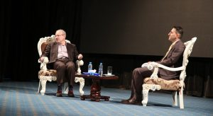 صندلی داغ با دکتر محمدجعفر اقبال