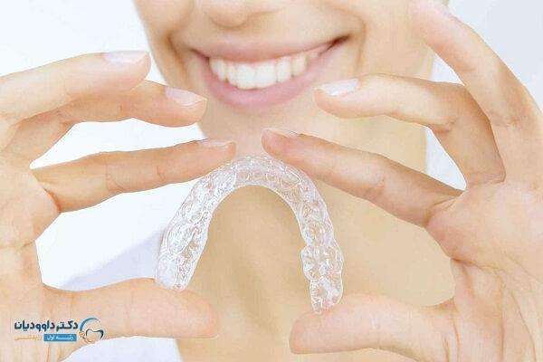 عوارض استفاده از محافظ دندان