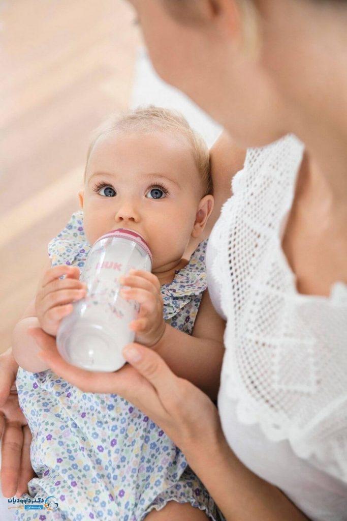 ویژگی های شیشه شیر ارتودنسی