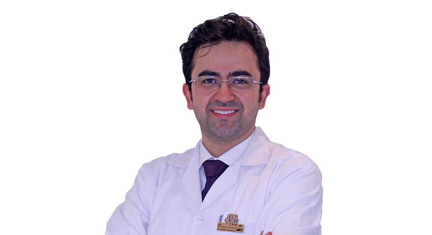 دکتر جنتی متخصص پروتزهای دندانی